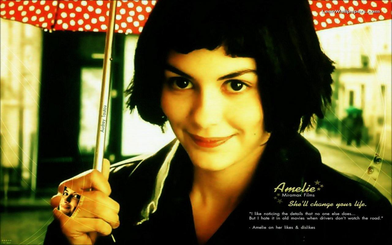 Amelie is one of the most charming French films of all time.