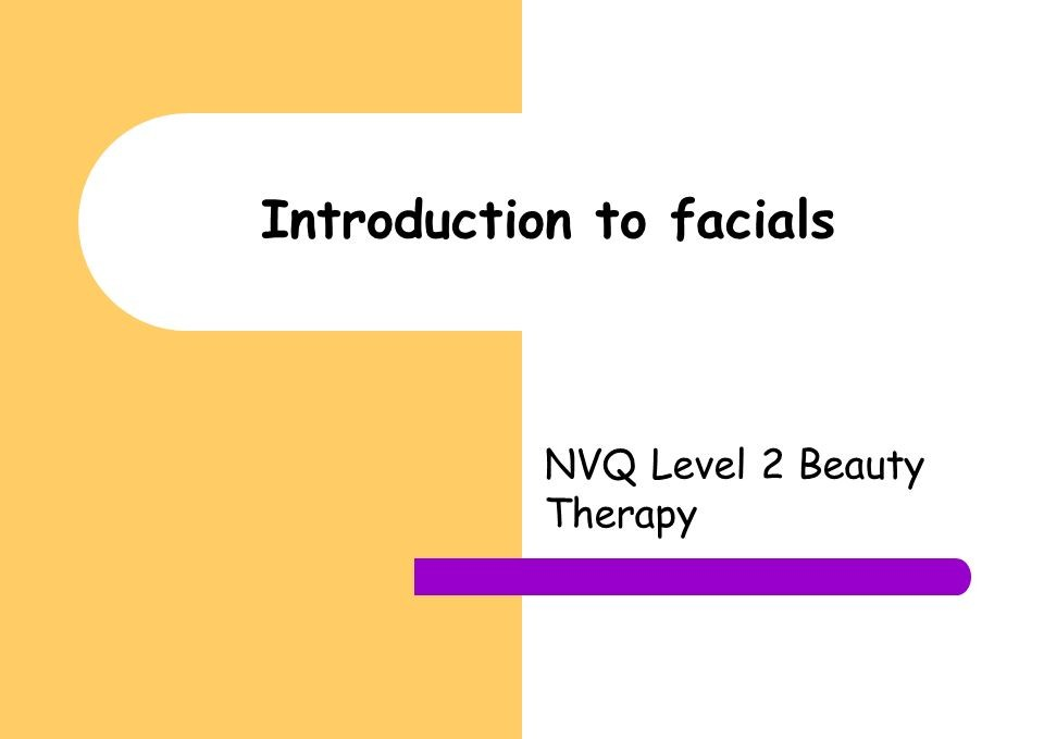 beautician courses therapy