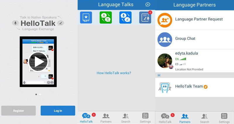 Learn German Online with HelloTalk