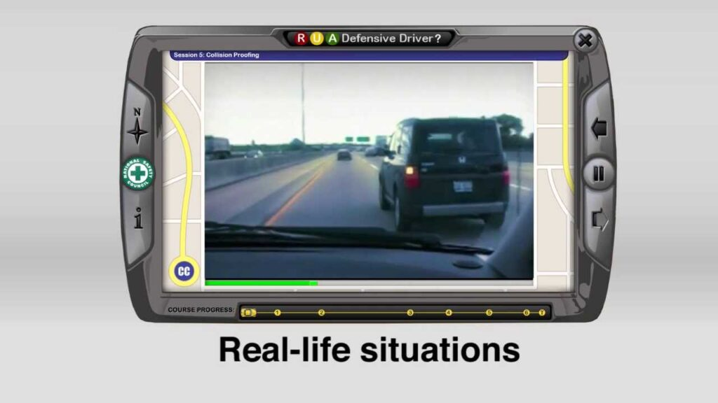 defensive driving course online course