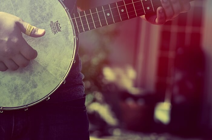 perfect banjo for banjo lessons