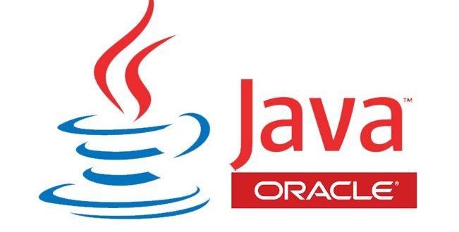 the logo of Java