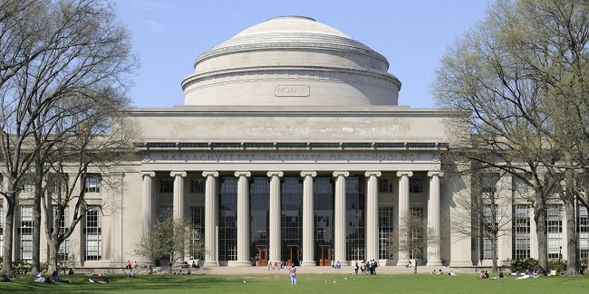 MIT in the spring