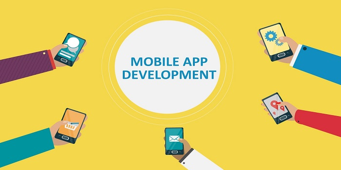 application development for mobile devices