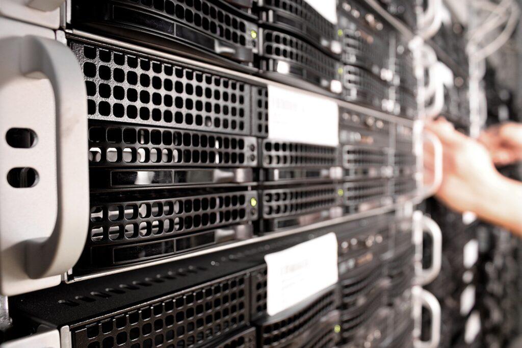 database server management