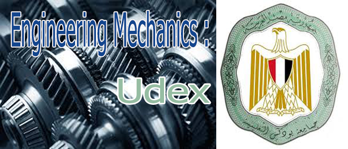 Engineering Mechanics: Udex